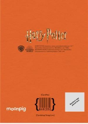 Greeting Cards - Harry Potter Photo upload birthday card - Hogwarts  - Image 4