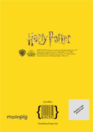 Greeting Cards - Harry Potter Ron Weasley Hermione Granger favourite muggle Birthday Card - Image 4