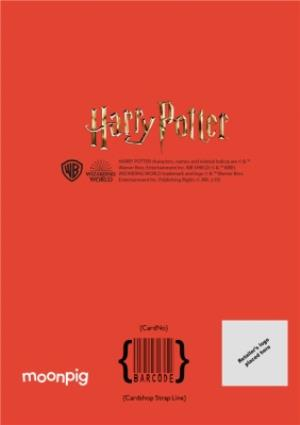 Greeting Cards - Harry Potter Ron Weasley Hermione Granger card - Magical 6th birthday card - Image 4