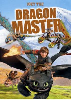 Greeting Cards - Birthday card - How to train your Dragon - Dragon master - Image 1