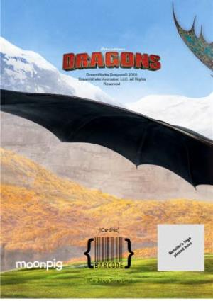 Greeting Cards - Birthday card - How to train your Dragon - Dragon master - Image 4