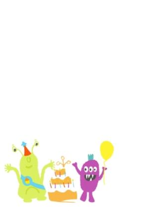 Greeting Cards - Incognito Alien Photo Upload Birthday Card - Image 2