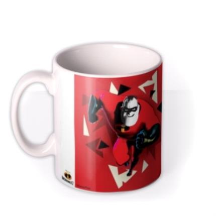 Mugs - Birthday Mug - Dad - The Incredibles 2 - Disney Pixar - photo upload mug - Image 1