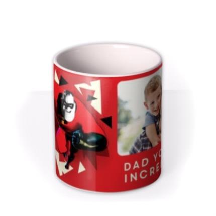 Mugs - Birthday Mug - Dad - The Incredibles 2 - Disney Pixar - photo upload mug - Image 3