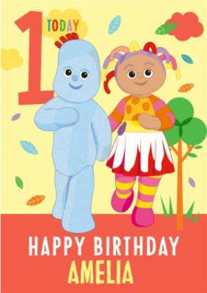 Greeting Cards - In the Night Garden - 1 Today Happy Birthday - Image 1