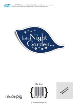 Greeting Cards - In the Night Garden - 1 Today Happy Birthday - Image 4