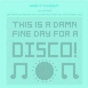 Greeting Cards - A Damn Fine Day For A Disco Personalised Happy Birthday Card - Image 2