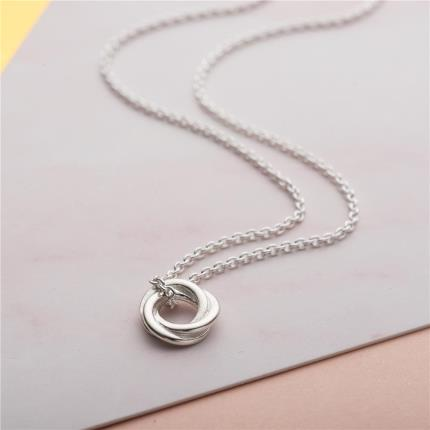 Jewellery & Accessories - Happy Birthday Silver Necklace WAS £25 NOW £20 - Image 2