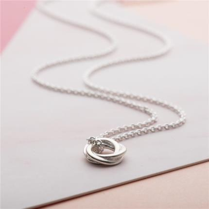 Jewellery & Accessories - Happy Birthday Silver Necklace WAS £25 NOW £20 - Image 3