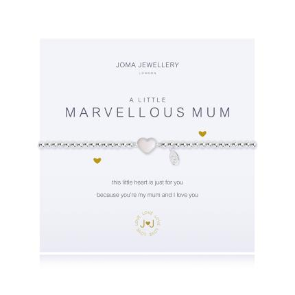 Jewellery & Accessories - A Little Marvelous Mum Bracelet - Image 1