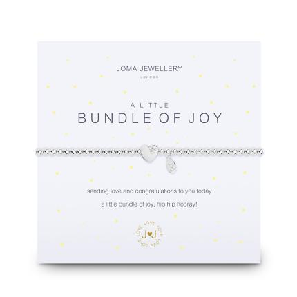 Jewellery & Accessories - A Little Bundle Of Joy Bracelet - Image 1