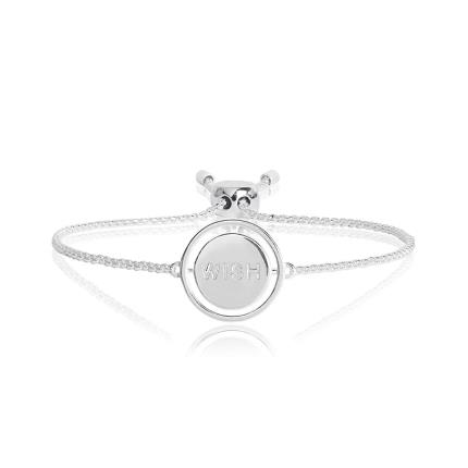 Jewellery & Accessories - Joma Jewellery Spinning Wish Message Bracelet - Image 1