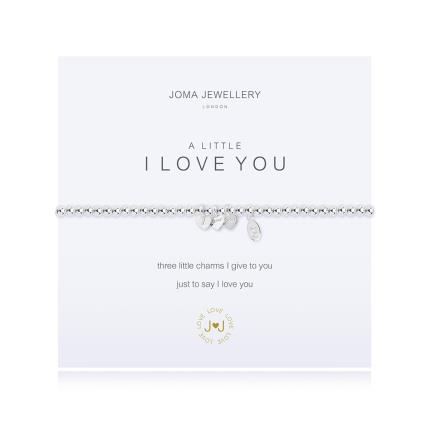Jewellery & Accessories - A Little I Love You Bracelet - Image 1
