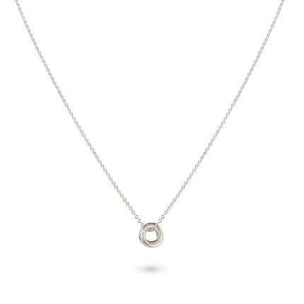 Jewellery & Accessories - Love you Mum Russian Circle Charm Necklace - Image 2