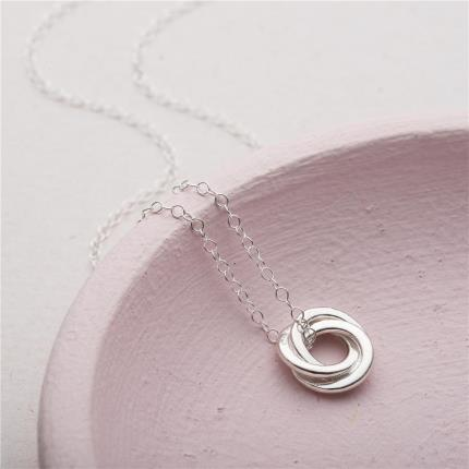 Jewellery & Accessories - Large Russian Circle Charm Necklace WAS £50 NOW £30 - Image 4