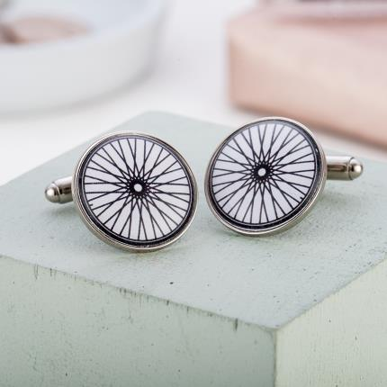 Jewellery & Accessories - Bike Cufflinks - Image 2