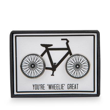 Jewellery & Accessories - Bike Cufflinks - Image 5