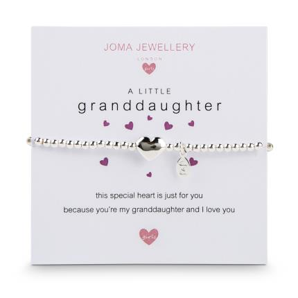 Jewellery & Accessories - A Little Granddaughter Bracelet - Image 1