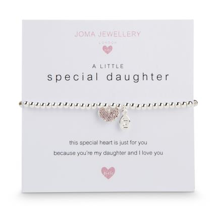 Jewellery & Accessories - A Little Special Daughter Bracelet - Image 1