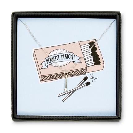 Jewellery & Accessories - Posh Totty Designs Perfect Match Necklace - Image 2