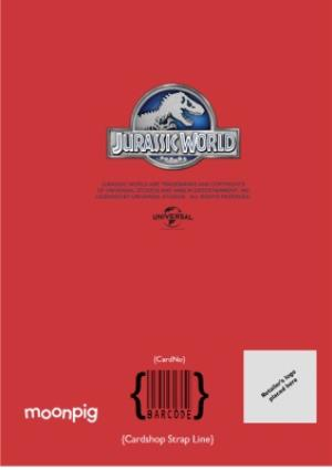 Greeting Cards - Jurassic World 7Th Birthday Card - Image 4