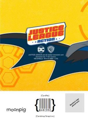 Greeting Cards - Justice League Nephew Birthday Card - Image 4