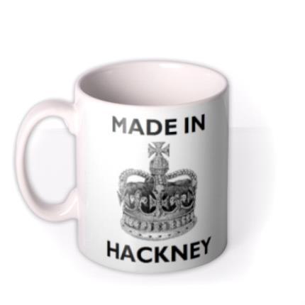 Mugs - Made In Personalised Mug - Image 1