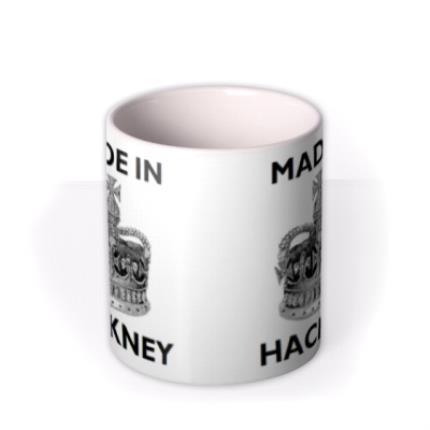 Mugs - Made In Personalised Mug - Image 3