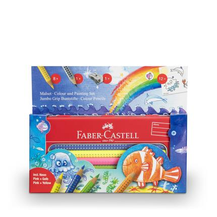 Toys & Games - Faber-Castell Ocean Gift Set  - Image 1