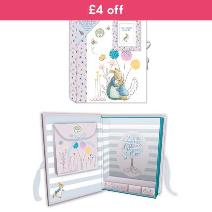 Toys & Games - Beatrix Potter Baby Treasury Box - WAS £12 NOW £8 - Image 1