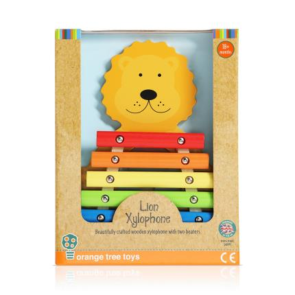 Toys & Games - Lion Xylophone - Image 1