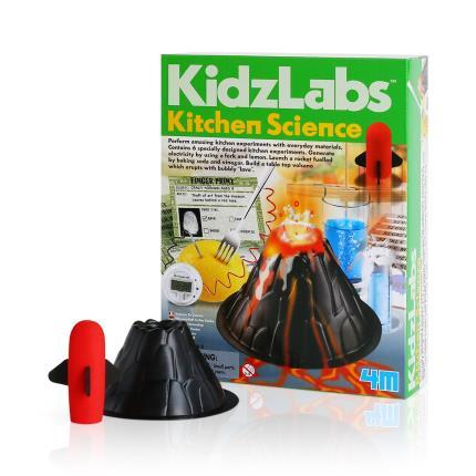 Toys & Games - Kidz Labs Kitchen Science - Image 1