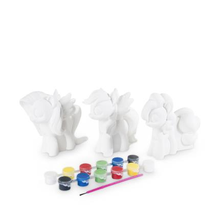 Toys & Games - My Little Pony 3 Pack Paint Your Own Figure - Image 2