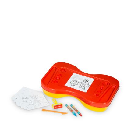 Toys & Games - Playdoh On The Go Activity Tray - WAS £15 NOW £13 - Image 2