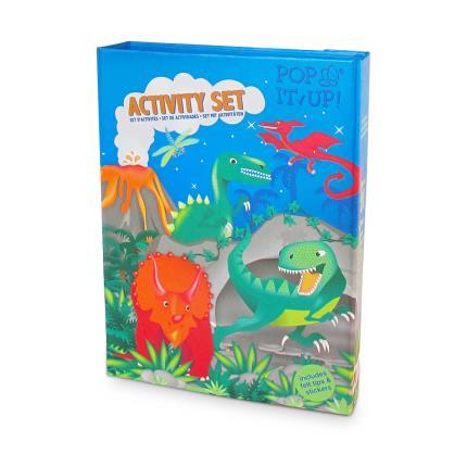 Toys & Games - On the go Activity Set Dinosaur - Image 1