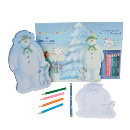 Toys & Games - Snowman Stationery Set - Image 1