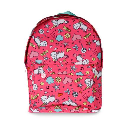 Toys & Games - Despicable Me 3 Fluffy Doodle Large Backpack - Image 1