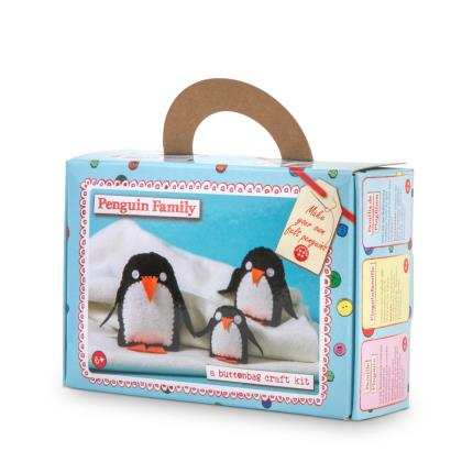 Toys & Games - Make Your Own Penguin Family - Image 1