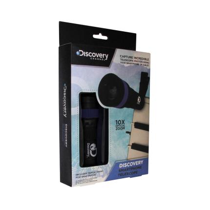 Toys & Games - Discovery Channel Smart Phone Telescope - Image 1