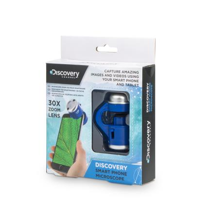 Toys & Games - Discovery Channel Smart Phone Microscope - Image 1