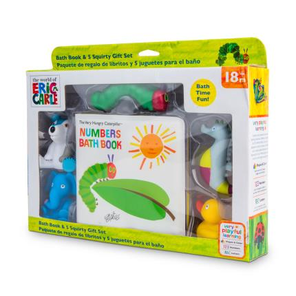Toys & Games - Hungry Caterpiller Bath Set - Image 2