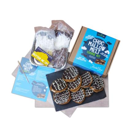 Toys & Games - Bakedin Chocolate Mallow Melt Cookie Kit - Image 2