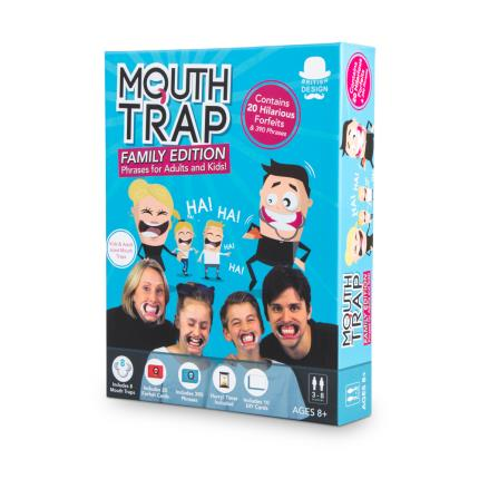 Toys & Games - Mouth Trap: Family Edition - Image 1