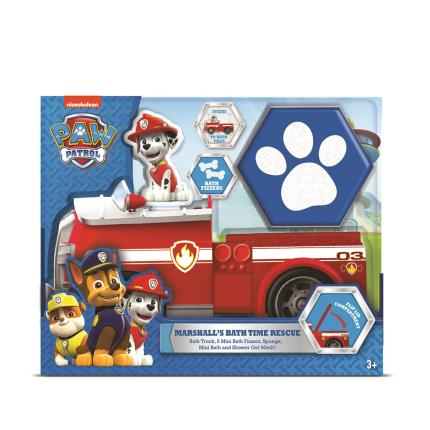 Toys & Games - Paw Patrol Rescue Bathtime Activity Set - Image 1