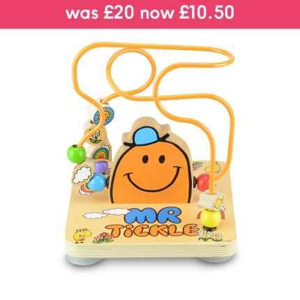 Toys & Games - Mr Tickle Bead Maze - Image 1