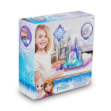 Toys & Games - Disney Frozen Sparkle Snow Globe Maker - Image 1