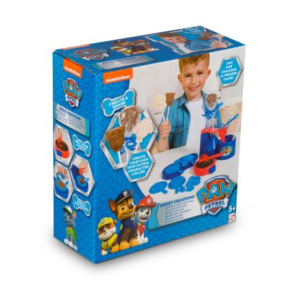 Toys & Games - Paw Patrol Sweet Creations Candy Making Kit - Image 1