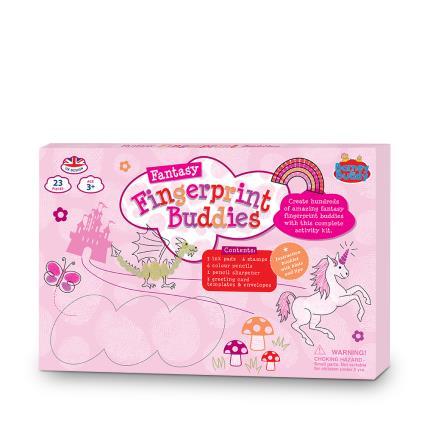 Toys & Games - Barney and Buddy Fingerprint Friends - Fantasy - Image 1