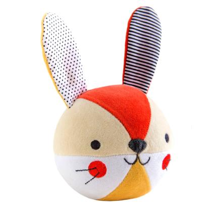 Toys & Games - Baby Chime Ball Bunny - Image 1