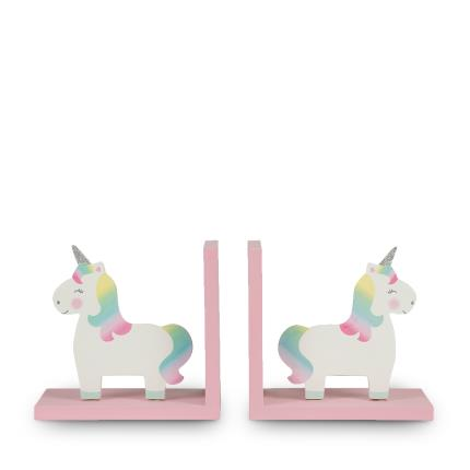 Toys & Games - Rainbow Unicorn Bookends - Image 2